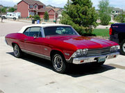 1968 Chevrolet Chevelle MALIBU CONV